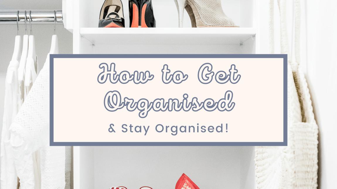 organizing resolutions that stick