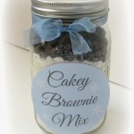 Homemade Holiday: Cakey Brownie
