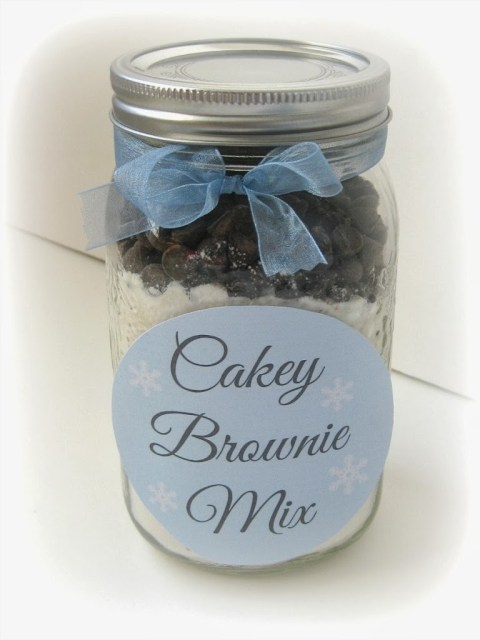 Cakey Brownie Mix
