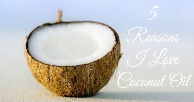 Simple Joys Of Home: Coconut Oil
