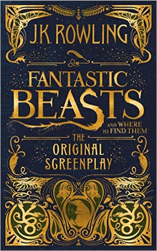 Fantastic Beasts and Where To Find Them | 17 Books I'm Reading in 2017