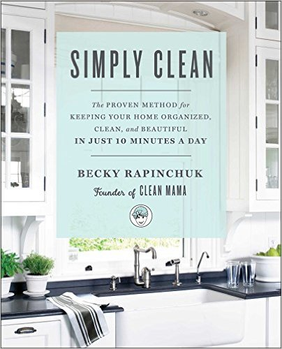 Simply Clean at Simple Joys Of Home