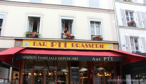 Adventures in Europe - Paris Day 2