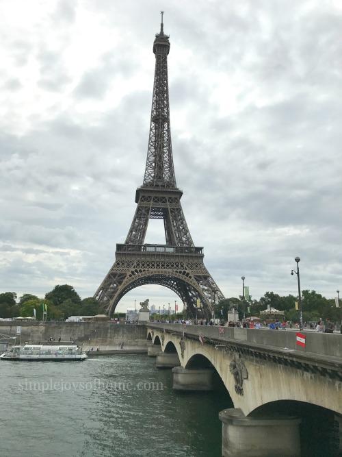 Adventures in Europe - Paris Day 2 (Eiffel Tower)
