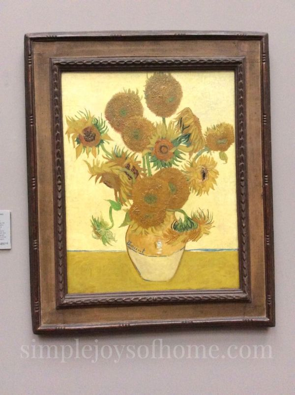 A visit to the National Gallery, London | Simple Joys Of Home