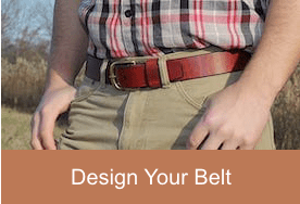 Simple Leather Belt Co. - Design Your Belt