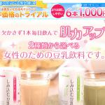 マルサンアイが7/20までキャンペーン中!しみこむ豆乳6本が1000円で買えるよ