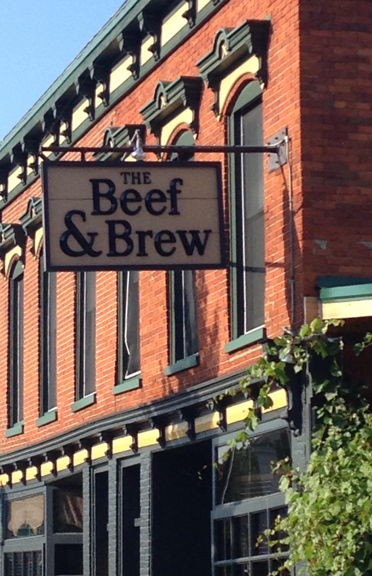 Beef & Brew Restaurant