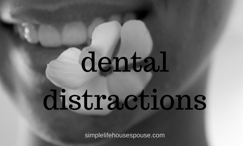 dental distractions