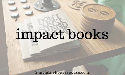 impact books