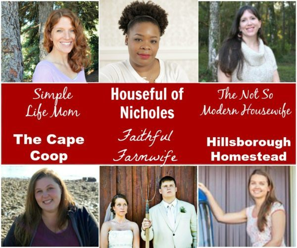 Homestead Blog Hop Hosts