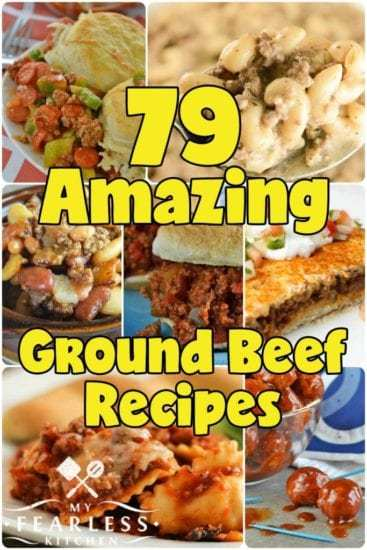 Homestead Blog Hop Feature - 79 Ground Beef Recipes