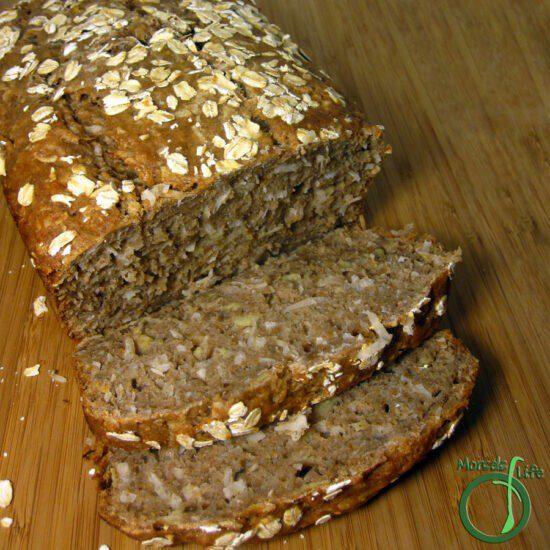 Homestead Blog Hop Feature - coconut-banana-bread