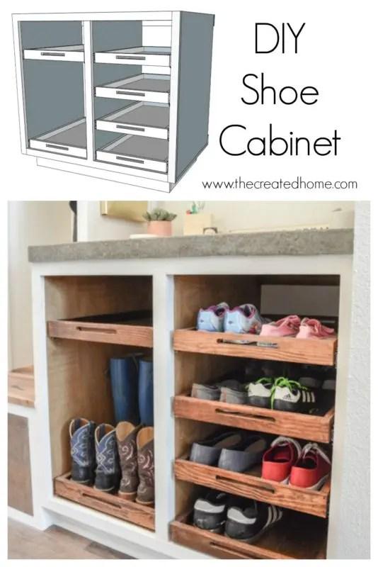 15 practical outdoor shoe storage ideas