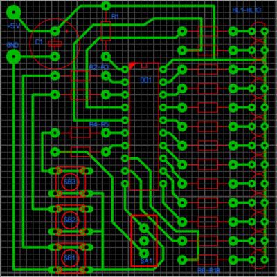 Projekt PCB