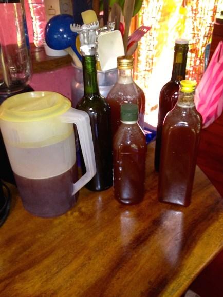 The Honey Harvest