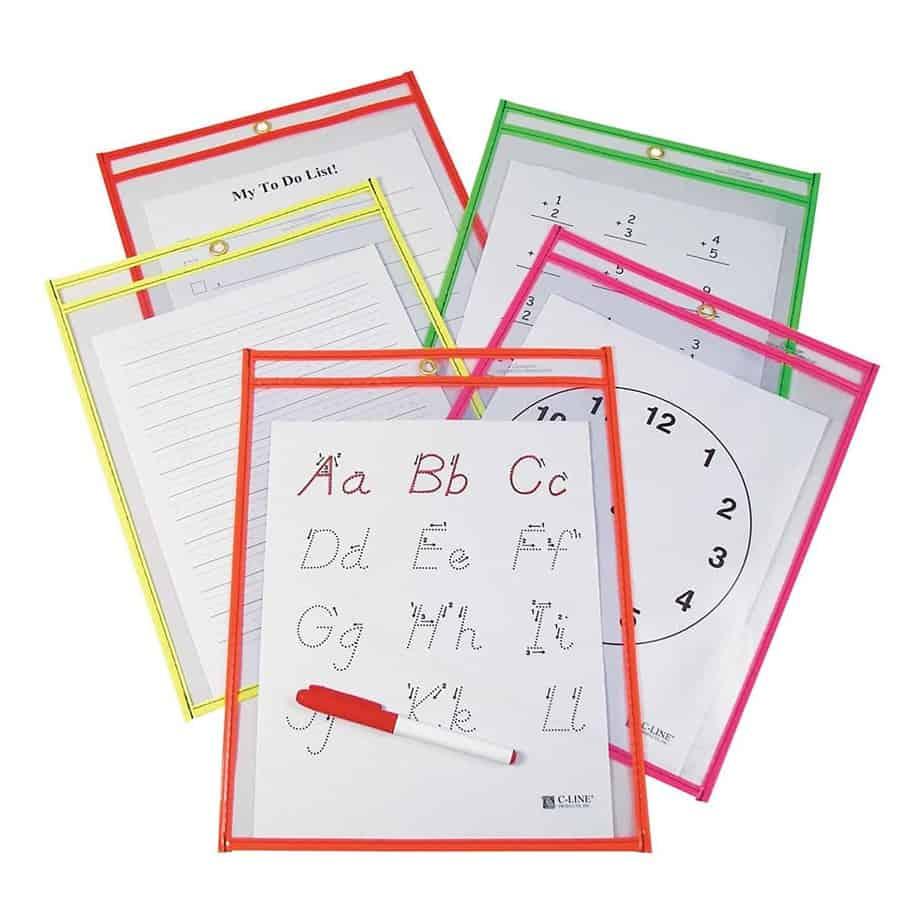 Must Have School Supplies For Homeschooling Preschool And