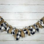Diy Rag Tie Garland Simple Made Pretty 2021
