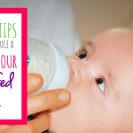 Are you looking to transition your newborn to the bottle? Check out this awesome guide for the best tips breastfeeding new moms can get your baby to take a bottle!