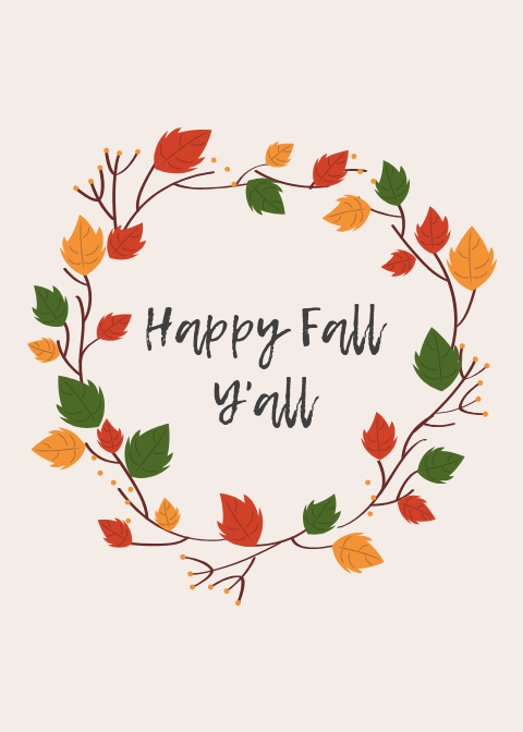 photo relating to Happy Fall Y All Printable identify Joyful Tumble Yall Printable - Very simple Mother Overview