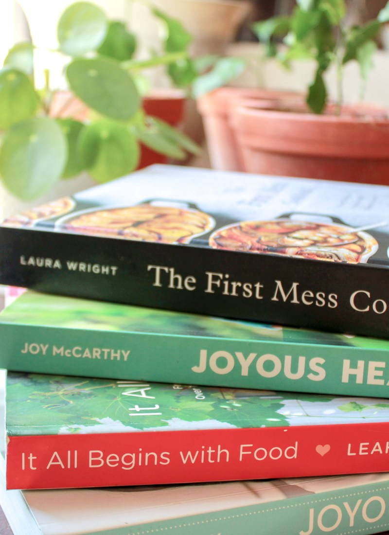 Three Family Friendly Cookbooks to Keep everyone Happy & Health