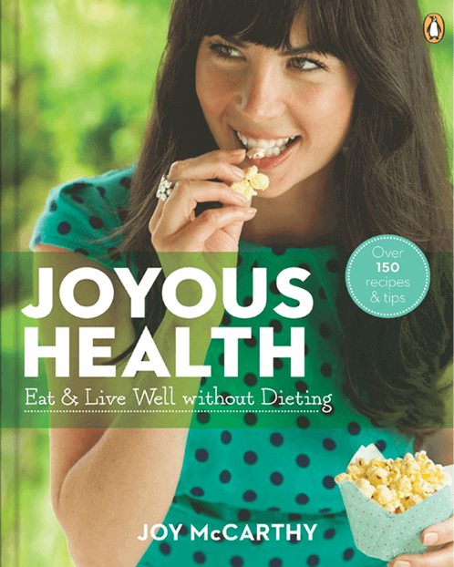 Cover of Joyous Health