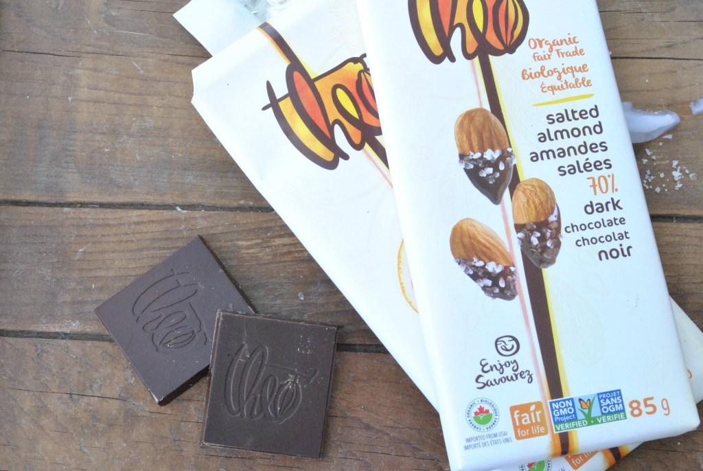 Theo Organic Fair Trade Chocolate