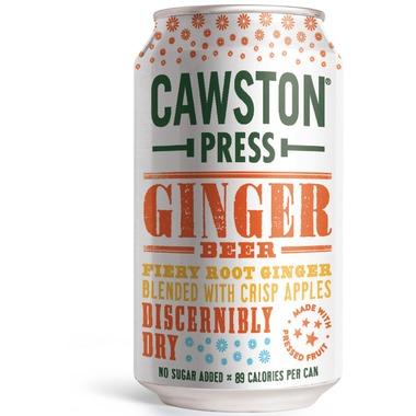 Cawson Press Ginger Beer