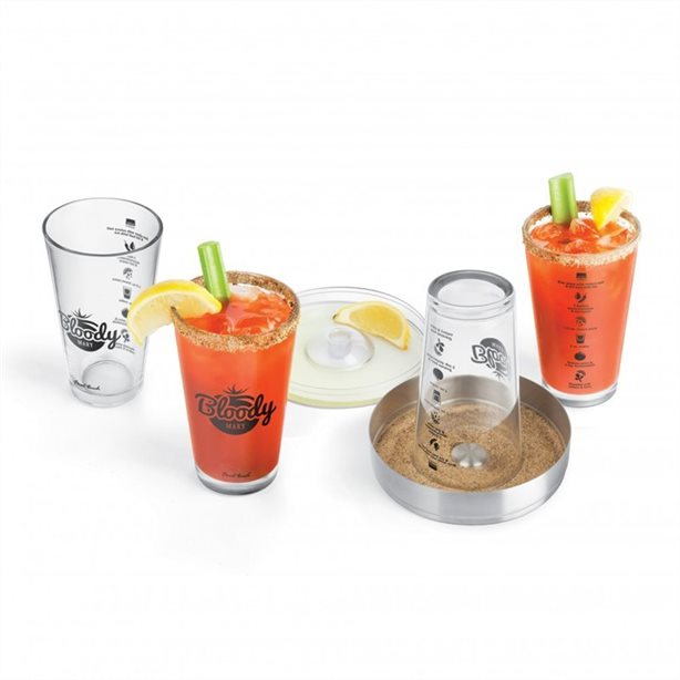Final Touch 6 piece Bloody Mary Set