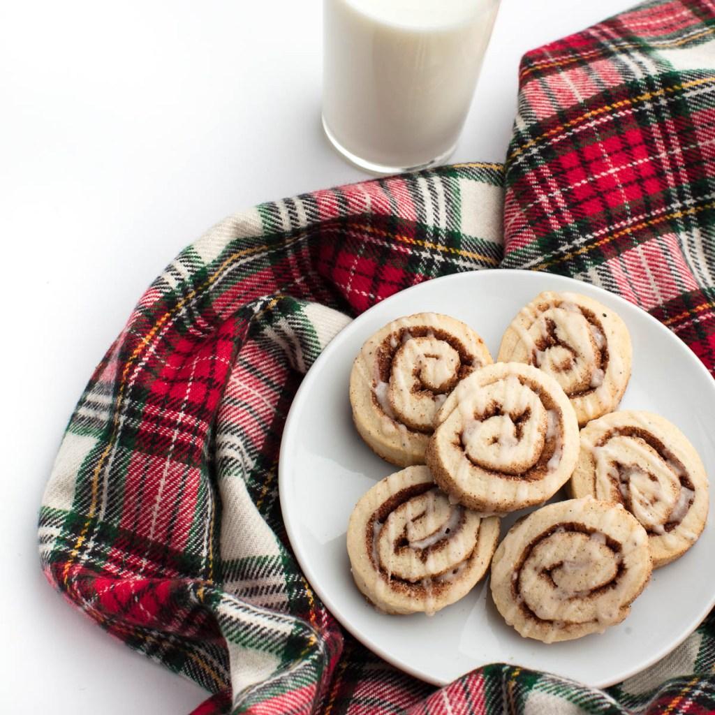 Cinnamon Rolls Christmas Eve Traditions