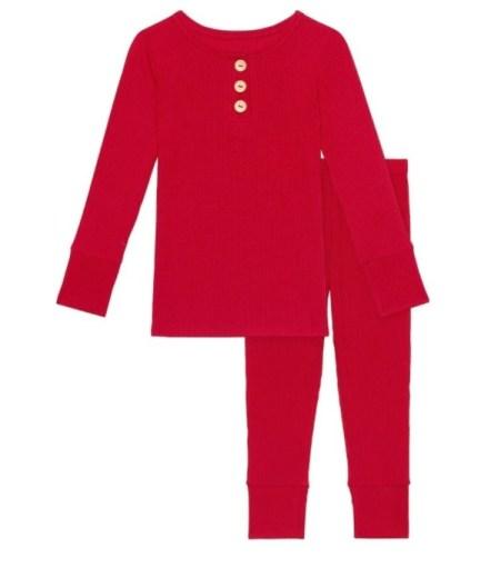 Crimson Posh Peanut Loungewear for Valentine's Day Gifts for Kids