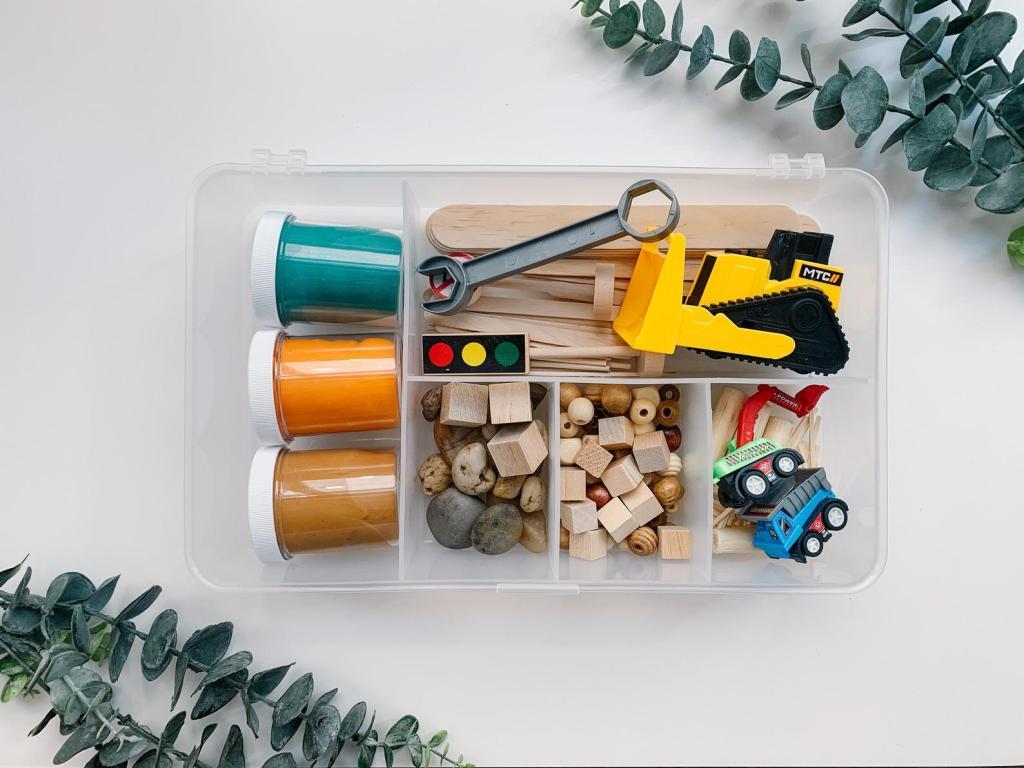 Run Wild Play Kit Construction