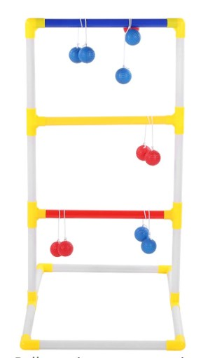 Ladder Ball Toss Game