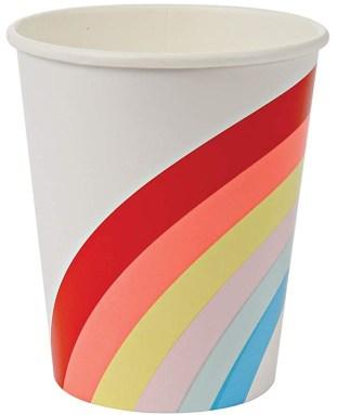 Meri Meri Big Rainbow Cups