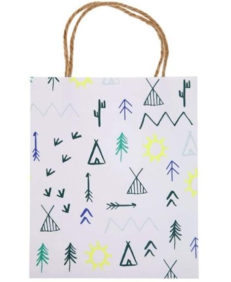 Meri Meri Let's Explore Gift Bags
