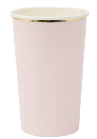 Meri Meri Party Palette Highball Cups