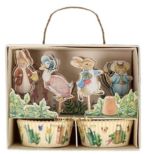Meri Meri Peter Rabbit and Friends Cupcake Kit