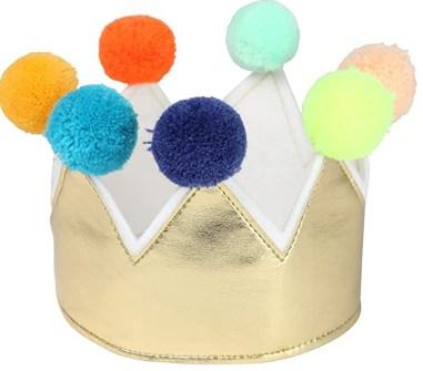 Meri Meri Pom Pom Crown