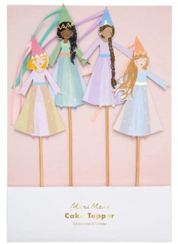 Meri Meri Princess Cake Topper