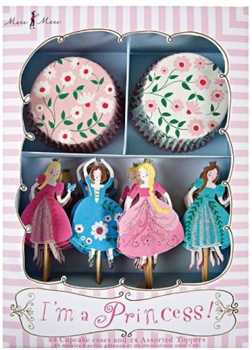 Meri Meri Princess Cupcake Kit