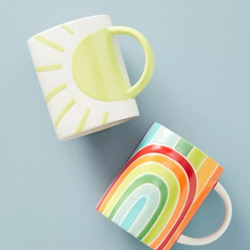 Sunny Day Mug Anthropologie