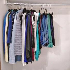 capsule wardrobe, minimalist wardrobe, simple on purpose
