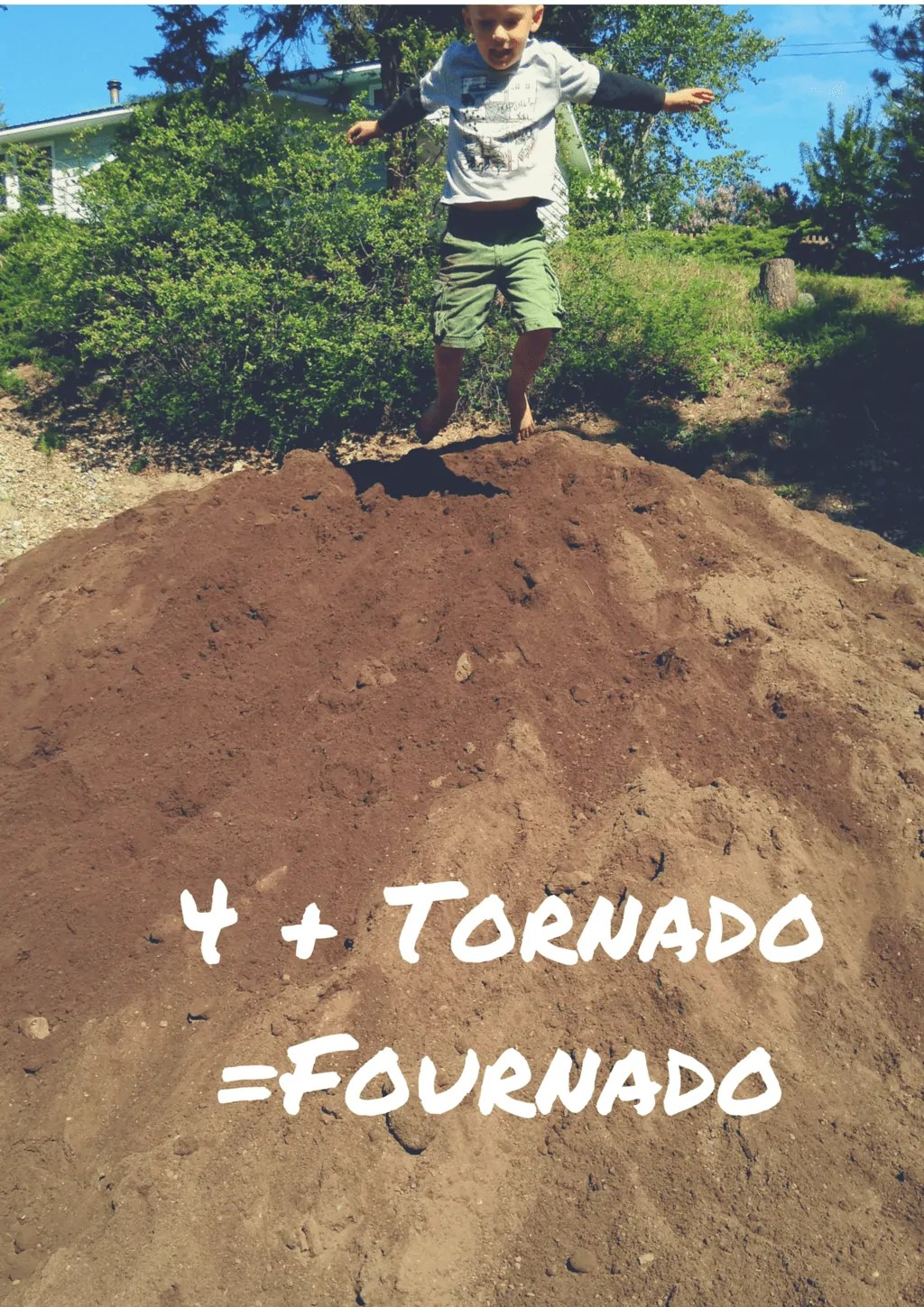 So….Fournado is a real thing