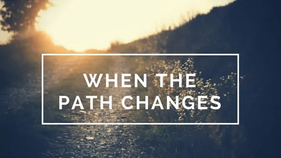 When The Path Changes {One Mom's Story of Fetal Stroke}
