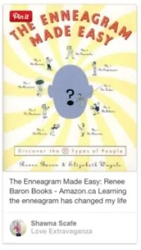 the enneagram made easy renee baron
