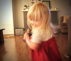 nena dancing