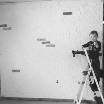renovating with kids