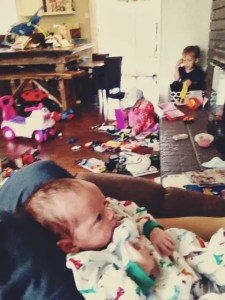 when motherhood isn't what you envisioned it to be