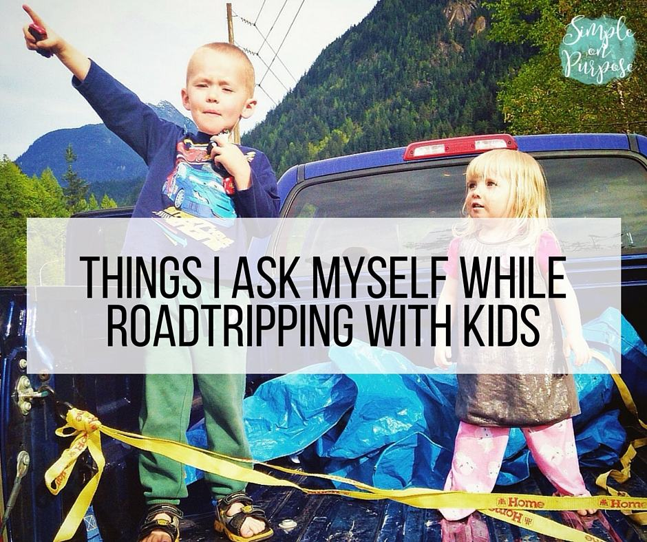 roadtrips with kids