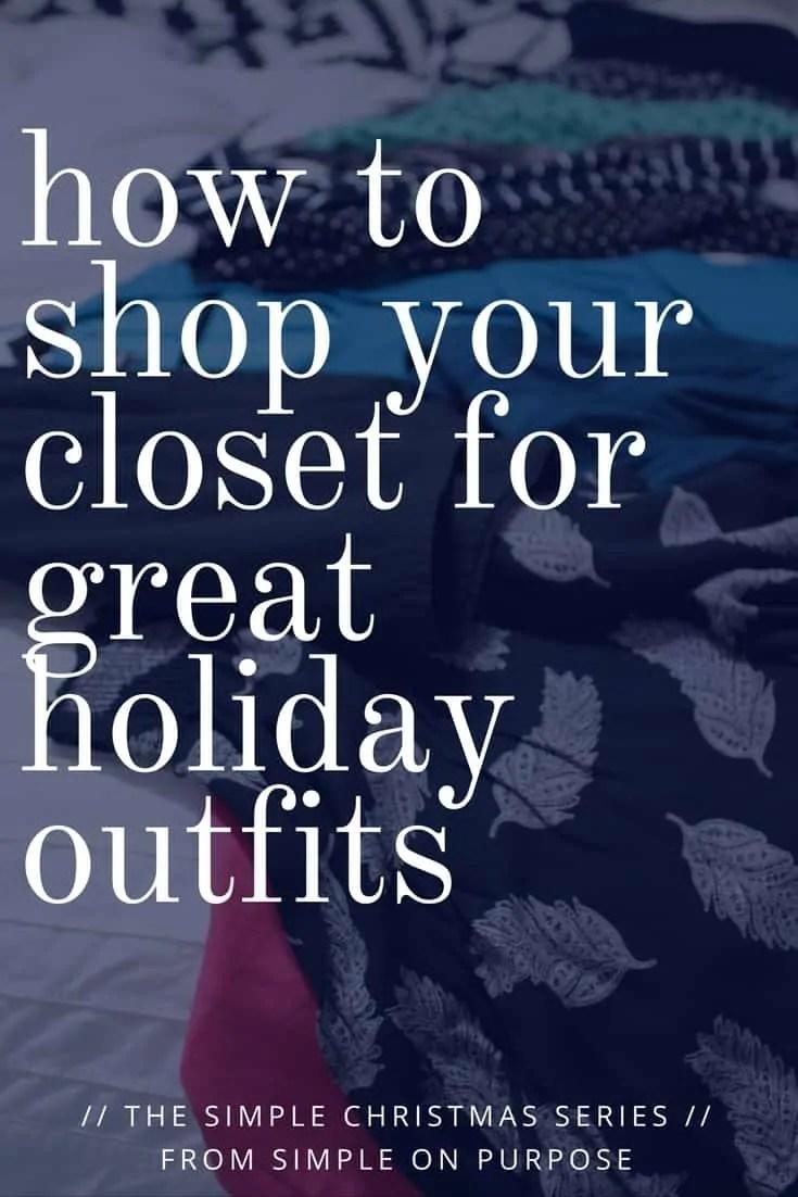 shop your closet party